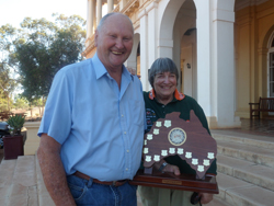 Dick & Barbara Garnett