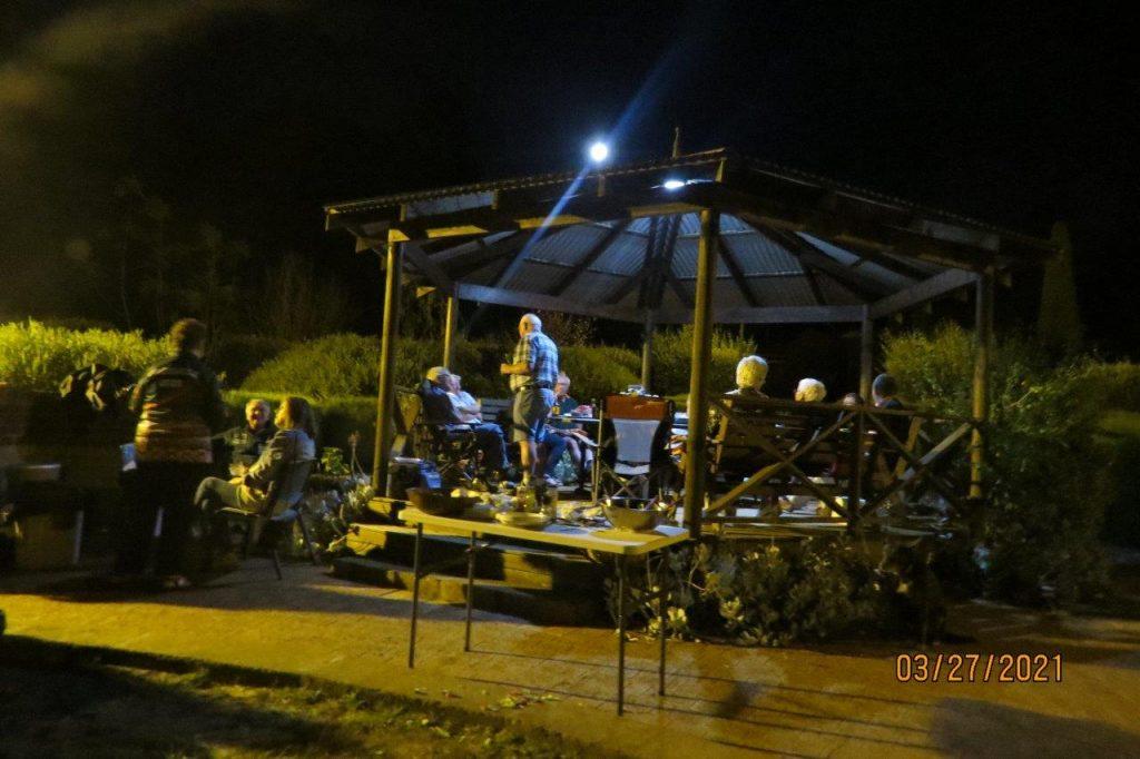 2021 0327 An enjoyable evening at Mundaring